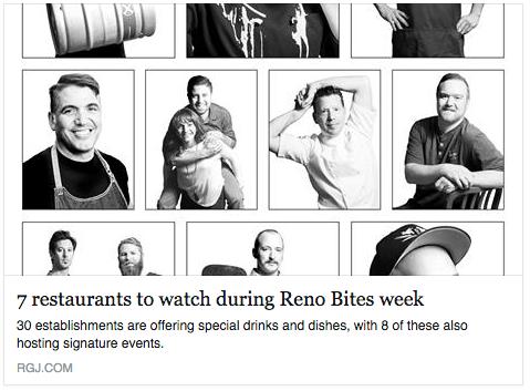 Reno Bites Screenshot