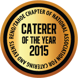 Caterer of the Year 2015