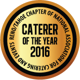 Caterer of the Year 2016