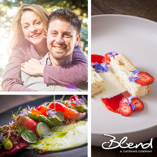 blend wedding catering reno tahoe